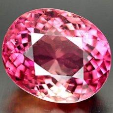Coleccionismo de gemas: MORGANITA ROSA DE 3,40 KILATES CON CERTIFICADO IGL MEDIDA 10X8X3 MILIM = 1,0X0,8 CENTI-Nº8. Lote 118219887