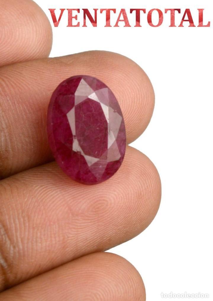 BERILO ROJO 5,25 KILATES CON CERTIFICADO IGL MEDIDA 14X10X4 MILIME = 1,4X1,0 CENTI-Nº8 (Coleccionismo - Mineralogía - Gemas)