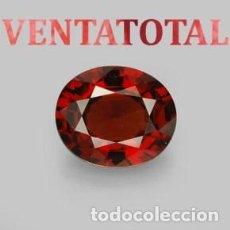 Coleccionismo de gemas: ESPINELA ROJA DE 7,65 KILATES CON CERTIFICADO IGL MEDIDA 10X9X6 MILIME = 1,0X0,9 CENTI-Nº14. Lote 118347259