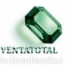 Coleccionismo de gemas: ESMERALDA DE ZAMBIA DE 5,55 KILATES CON CERTIFICADO IGL MEDIDA 11X9X6 MILIM = 1,1X0,9 CENTI-Nº87. Lote 118425043