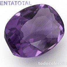 Coleccionismo de gemas: AMATISTA PURPURA DE 8,85 KILATES MEDIDA 1,4 X 1,1 X 0,9 CENTIMETROS - Nº36. Lote 118707075