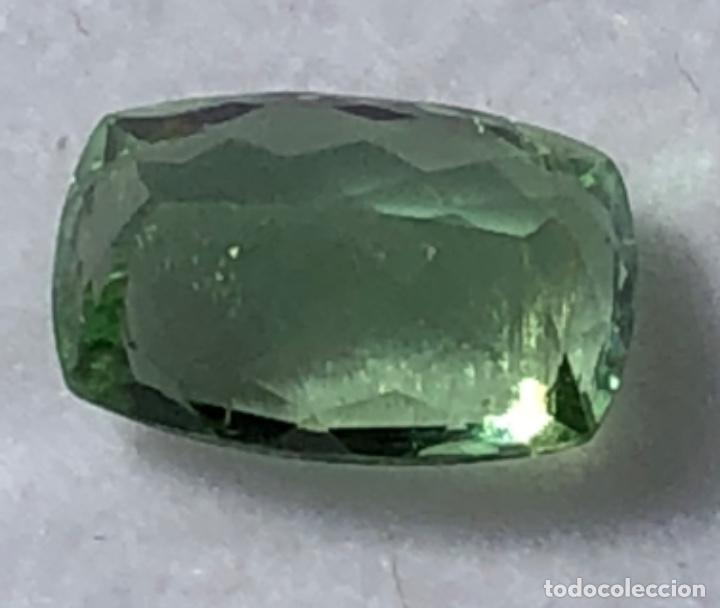 Coleccionismo de gemas: TURMALINA DE PARAIBA, CON GIA CERTIFICADO - Foto 5 - 119505179