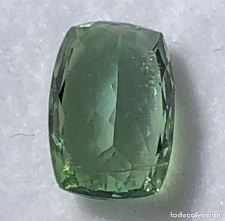 Coleccionismo de gemas: TURMALINA DE PARAIBA, CON GIA CERTIFICADO - Foto 9 - 119505179