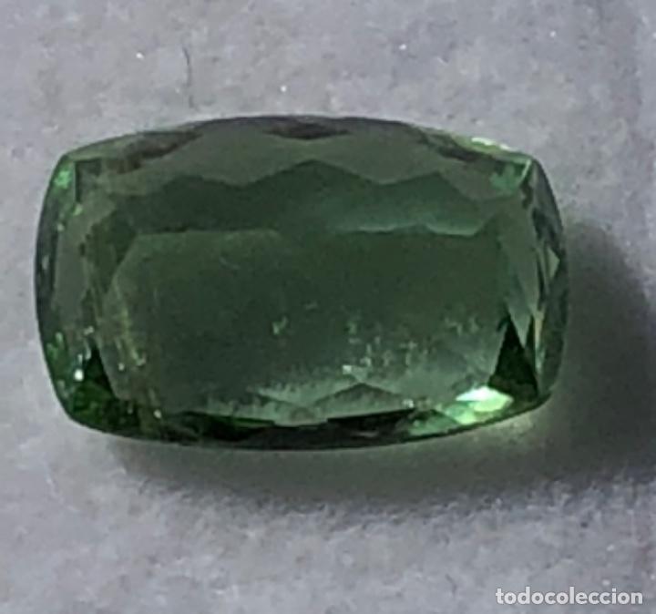 Coleccionismo de gemas: TURMALINA DE PARAIBA, CON GIA CERTIFICADO - Foto 10 - 119505179