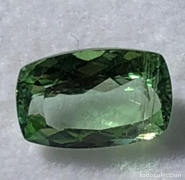 Coleccionismo de gemas: TURMALINA DE PARAIBA, CON GIA CERTIFICADO - Foto 7 - 119505179
