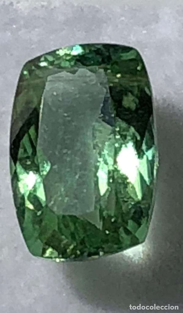 Coleccionismo de gemas: TURMALINA DE PARAIBA, CON GIA CERTIFICADO - Foto 13 - 119505179