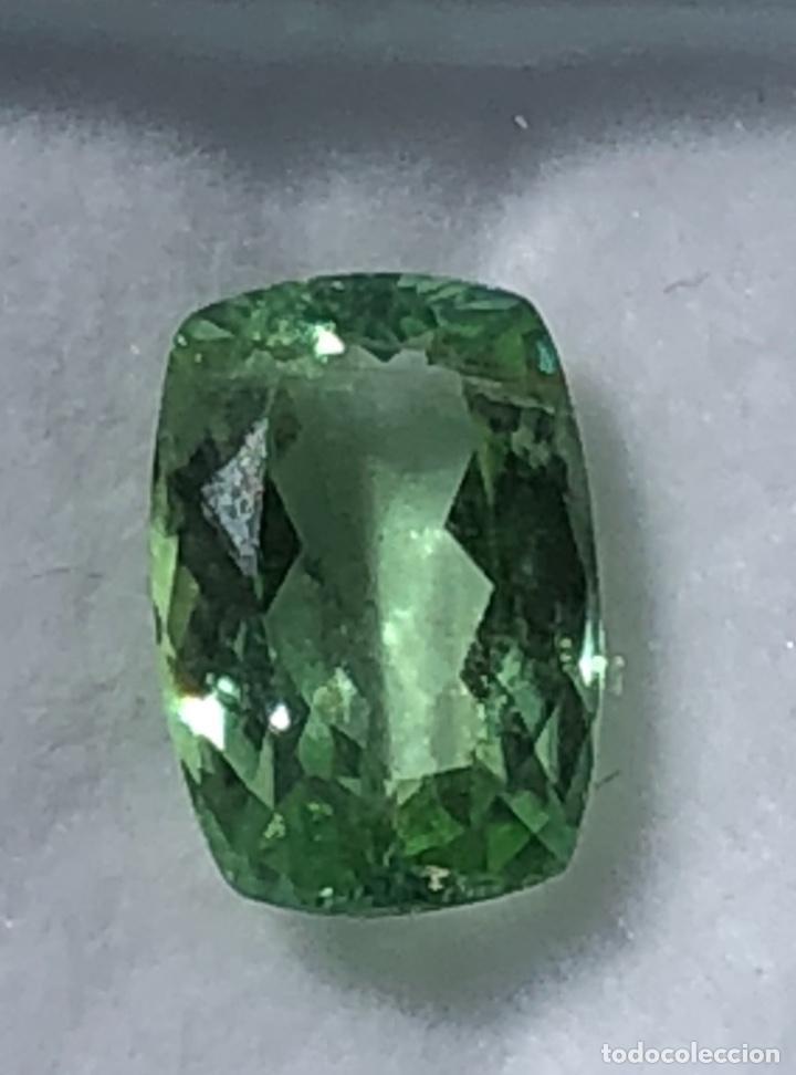 Coleccionismo de gemas: TURMALINA DE PARAIBA, CON GIA CERTIFICADO - Foto 14 - 119505179