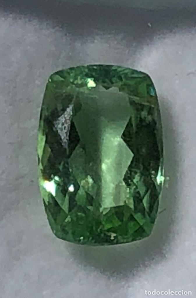 Coleccionismo de gemas: TURMALINA DE PARAIBA, CON GIA CERTIFICADO - Foto 15 - 119505179