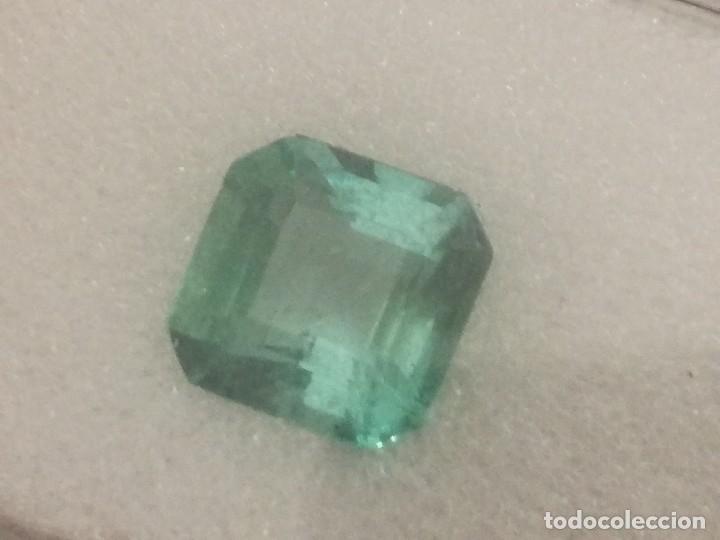 Coleccionismo de gemas: Esmeralda natural certificada 1,03ct - Foto 6 - 158463789