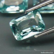 Coleccionismo de gemas: CIRCON NATURAL 7 X 5 MM.. Lote 121132467
