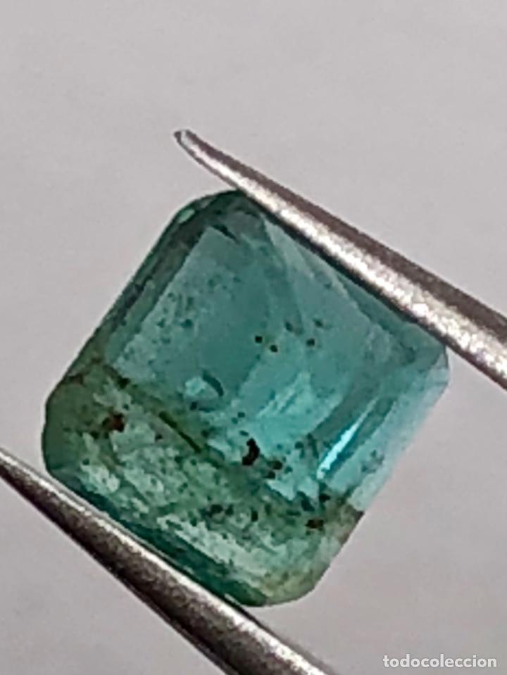 Coleccionismo de gemas: ESMERALDA DE ZAMBIA - 0.46 CT - - Foto 2 - 122198931