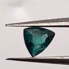Coleccionismo de gemas: GRANDIDIERITE - 0.10 CT- PIEDRA PRECIOSA RARA. Lote 122285043