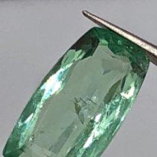 Coleccionismo de gemas: TURMALINA DE PARAIBA - 1.13 CT - CON GIL CERTIFICADO. Lote 125821175