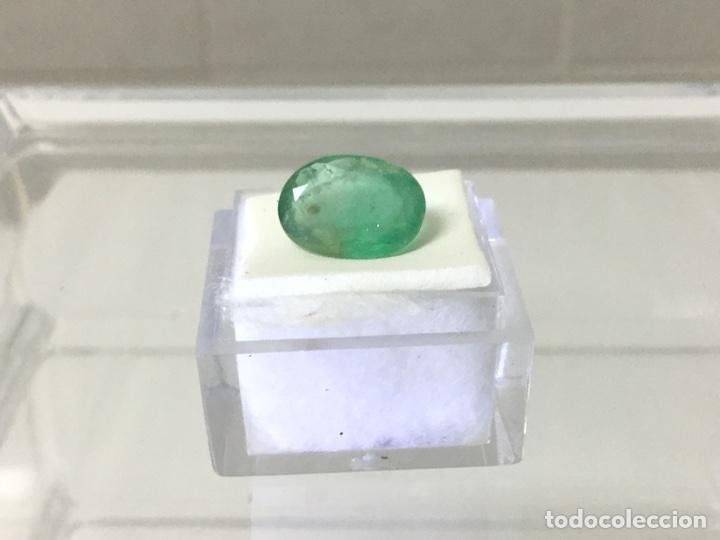ESMERALDA NATURAL BRASILEÑA DE 3,3 CT (Coleccionismo - Mineralogía - Gemas)