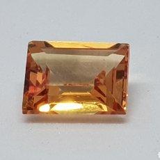 Coleccionismo de gemas: TOPACIO DE 3,05 CT EN COLOR IMPERIAL. Lote 129526154