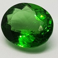 Coleccionismo de gemas: MOLDAVIA 3,95 CT VERDE INTENSO PROFUNDO. Lote 129646630