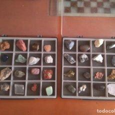 Coleccionismo de gemas: COLECCIÓN DE MINERALES DE GRAN TAMAÑO. Lote 130777504