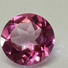 Coleccionismo de gemas: TOPACIO MÍSTICO 2,15 CT COLOR ROSA BRILLANTE. Lote 131447922