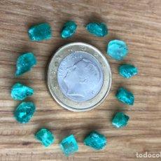Coleccionismo de gemas: ESMERALDA COLOMBIA LOTE EMERALD LOT REF. 3. Lote 133913921