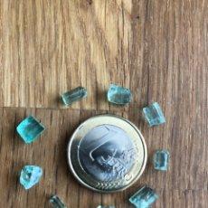 Coleccionismo de gemas: ESMERALDA COLOMBIA LOTE EMERALD LOT REF. 5. Lote 133917253