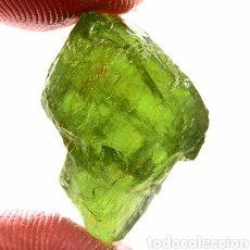 Coleccionismo de gemas: APATITA NATURAL EN ESTADO PURO. Lote 134215774
