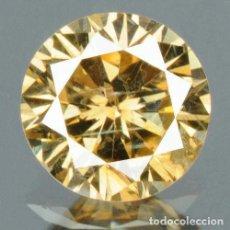 Coleccionismo de gemas: DIAMANTE NATURAL TOTAL EN QUILATES: 0.17 CTS.. Lote 135740319