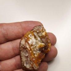 Colecionismo de pedras preciosas: AMBAR NATURAL DEL BALTICO. JOYERIA. GEMAS. FOSIL. MINERALES. FOSILES.. Lote 138926534