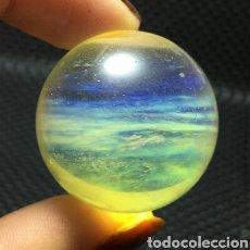 Coleccionismo de gemas: BOLA ESFERA CRISTAL DE CUARZO. Lote 151608848