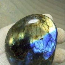 Coleccionismo de gemas: LABRADORITA EXCEPCIONAL.. Lote 143331574