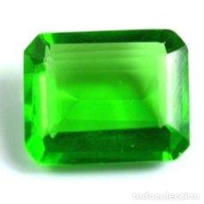 Coleccionismo de gemas: PRECIOSO PERIDOTO VERDE OLIVA DE BRASIL CERTIFICADO IGL DE 43.60 CT.. Lote 144073850