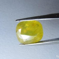 Coleccionismo de gemas: 5,30 CT ZAFIRO AMARILLO SRI LANKA. Lote 151154502