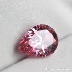 Coleccionismo de gemas: PRECIOSO ZAFIRO ROSA DE 8.75 CT.. Lote 156663554