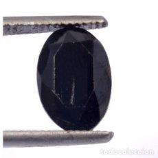 Coleccionismo de gemas: BONITO ÓNIX NEGRO NATURAL 100% CERTIFICADO DE 6.80 CT.. Lote 157497742