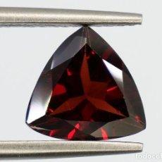Coleccionismo de gemas: ESPLENDIDO GRANATE ROJO , PYROPE-ALMANDITA NATURAL - 2.58 CT,, CON CERTIFICADO IGI- APP. Lote 158772326