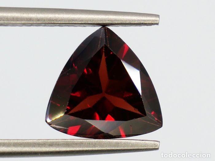 Coleccionismo de gemas: Esplendido Granate Rojo , Pyrope-Almandita Natural - 2.58 ct,, CON CERTIFICADO IGI- APP - Foto 2 - 158772326