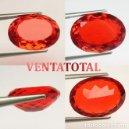 Coleccionismo de gemas: RUBI OVAL ROJO SANGRE DE 6,50 KILATES MEDIDA 1,6 X 1,2 CENTIMETROS - Nº59. Lote 158841650