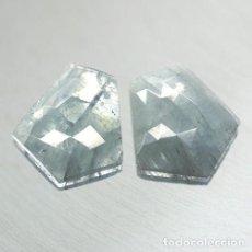 Coleccionismo de gemas: GEMAS - DOS GEMAS DE SORPRENDENTE BELLEZA Y ENORME TAMAÑO, 26,51 CT. Lote 158958734