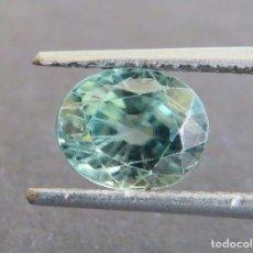 Coleccionismo de gemas: GEMA: ZIRCÓN DE 1.77 CT., TRATAMIENTO NATURAL, CERTIFICADO. NR. 318 - APP. Lote 159086698