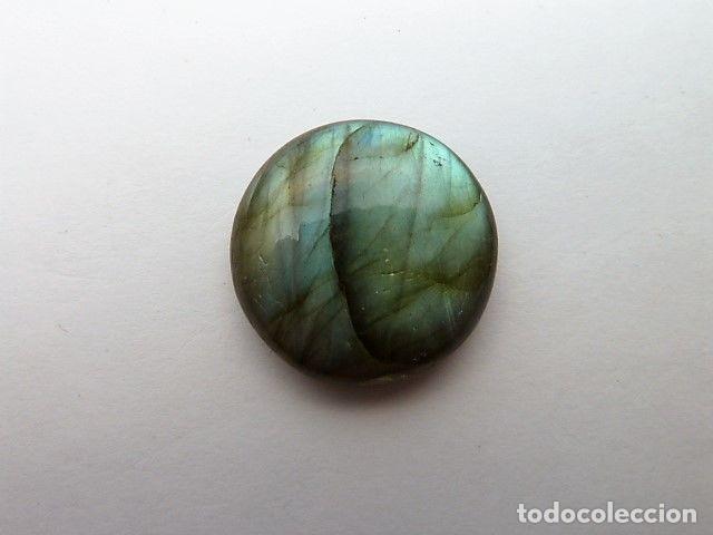 Coleccionismo de gemas: Gemas: Lote de 4 piedras: Charoita, labradorita, ojo de hierro y agata blue - 135.12 ct - Foto 7 - 159131350