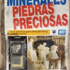 Coleccionismo de gemas: MINERALES PIEDRAS PRECIOSAS. Lote 161477864