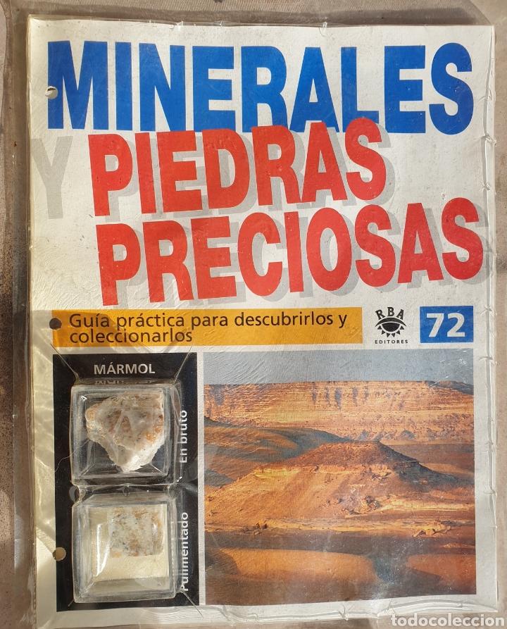 MINERALES PIEDRAS PRECIOSAS (Coleccionismo - Mineralogía - Gemas)