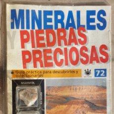 Coleccionismo de gemas: MINERALES PIEDRAS PRECIOSAS. Lote 161478789