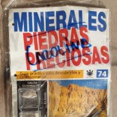 Coleccionismo de gemas: MINERALES PIEDRAS PRECIOSAS. Lote 161479489