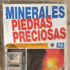 Coleccionismo de gemas: MINERALES PIEDRAS PRECIOSAS. Lote 161479992