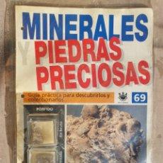 Coleccionismo de gemas: MINERALES PIEDRAS PRECIOSAS. Lote 161480558