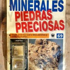 Coleccionismo de gemas: MINERALES PIEDRAS PRECIOSAS. Lote 161481714