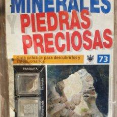 Coleccionismo de gemas: MINERALES PIEDRAS PRECIOSAS. Lote 161482372