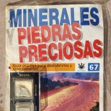 Coleccionismo de gemas: MINERALES PIEDRAS PRECIOSAS. Lote 161482984