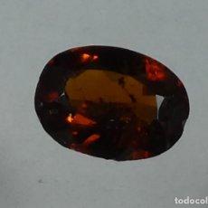 Coleccionismo de gemas: (135) MINERALES. GRANATE ALMANDINO, GEMA FACETADA, MADAGASCAR.. Lote 161483230