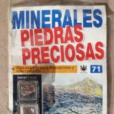 Coleccionismo de gemas: MINERALES PIEDRAS PRECIOSAS. Lote 161484060